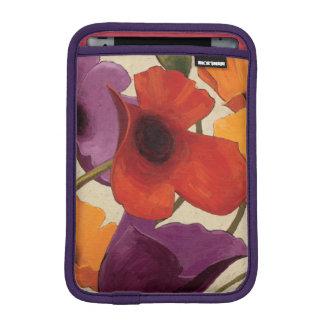 Spring Poppies Sleeve For iPad Mini