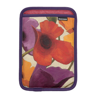Spring Poppies Sleeve For iPad Mini