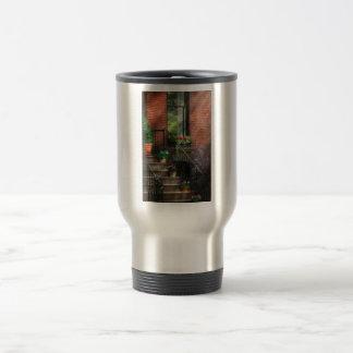 Spring - Porch - Hoboken in Spring Coffee Mug