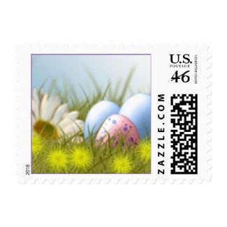 Spring Postage Stamp stamp