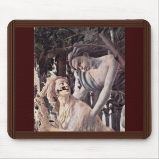 Spring Primavera By Botticelli Sandro Mouse Pads