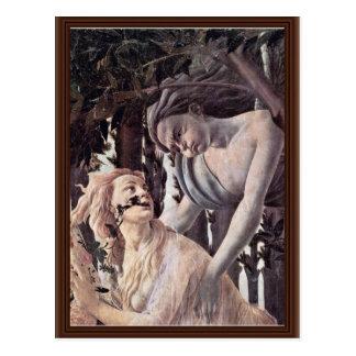 Spring (Primavera),  By Botticelli Sandro Post Cards