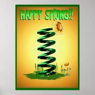 Spring!! Print