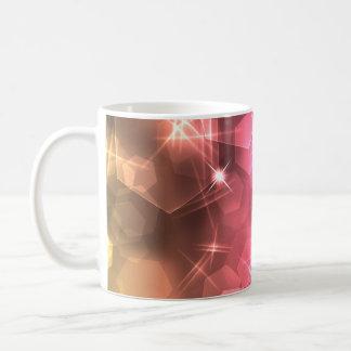 Spring Prisms Classic White Coffee Mug