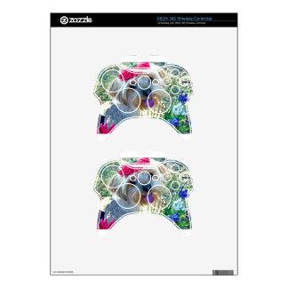 Spring Puppy Xbox 360 Controller Decal