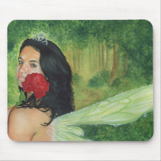 Spring Queen Mousepad