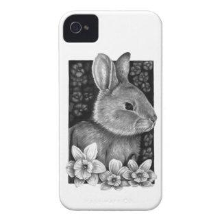 Spring Rabbit Blackberry Bold 9700/9780 Case iPhone 4 Case