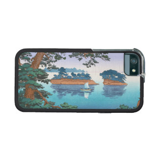 Spring Rain, Matsushima Japanese waterscape art iPhone 5/5S Cover