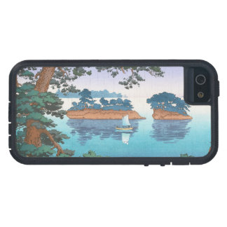 Spring Rain, Matsushima Japanese waterscape art iPhone SE/5/5s Case