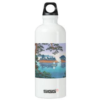 Spring Rain, Matsushima Japanese waterscape art SIGG Traveler 0.6L Water Bottle
