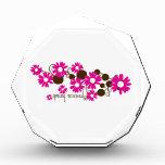 Spring Renewal Acrylic Award