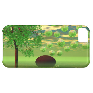 Spring Renewal – Lemon & Lime Life Force Case For iPhone 5C
