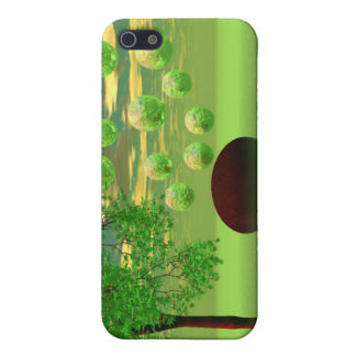 Spring Renewal – Lemon & Lime Life Force Cover For iPhone SE/5/5s