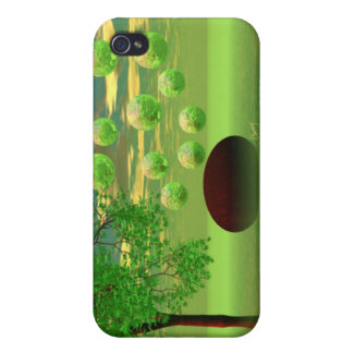 Spring Renewal – Lemon & Lime Life Force Covers For iPhone 4
