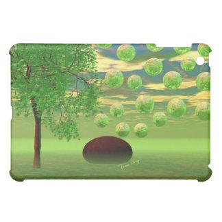 Spring Renewal – Lemon & Lime Life Force iPad Mini Case