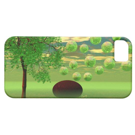 Spring Renewal – Lemon & Lime Life Force iPhone SE/5/5s Case