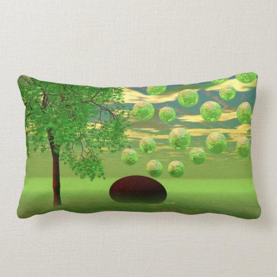 Spring Renewal – Lemon & Lime Life Force Lumbar Pillow