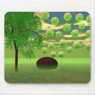 Spring Renewal – Lemon & Lime Life Force Mousepads