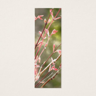 Spring Renewal Mini Business Card