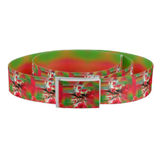Spring Revival Abstract Easter Art Belt