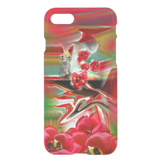 Spring Revival Abstract Easter Art iPhone 8/7 Case
