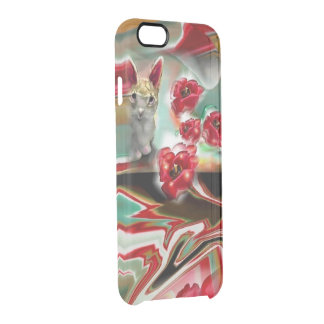 Spring Revival Abstract Easter Art iPhone Case