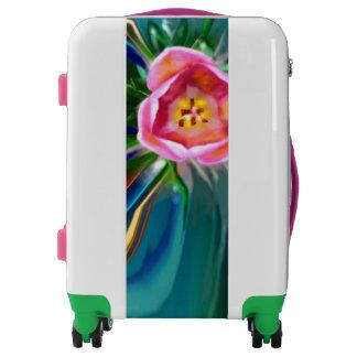 Spring Revival Tulip Luggage