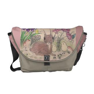Spring -  Rickshaw Messenger Bag