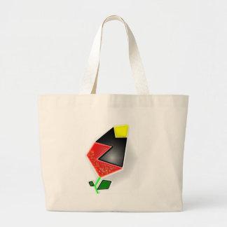 Spring Rose Jumbo Tote Bag