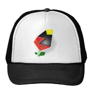 Spring Rose Trucker Hat