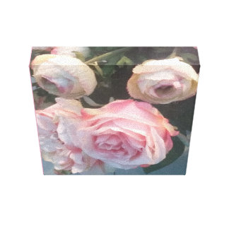 SPRING ROSES FLORAL ART CANVAS BEAUTIFUL!