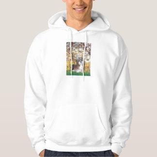 Spring - Shih Tzu (brown-white) Sweatshirt
