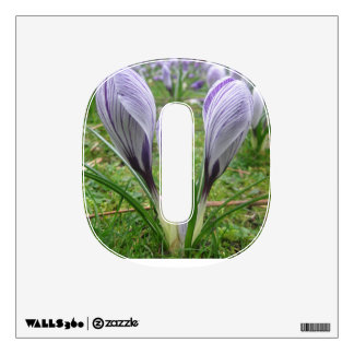Spring shoots wall decal