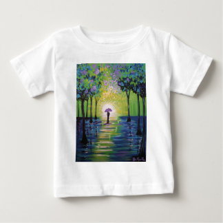 Spring Shower Baby T-Shirt
