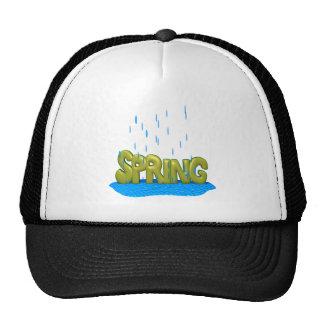 Spring Showers 2 Trucker Hat