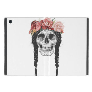 Spring skull iPad mini cover