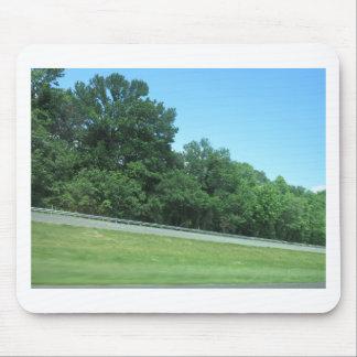 SPRING SKY CherryHill NewJersey USA Nature GREEN Mousepads