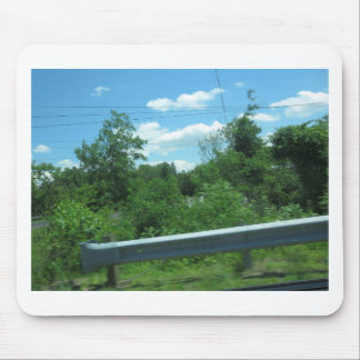SPRING sky USA NewJersey CherryHill Nature Green 1 Mouse Pad
