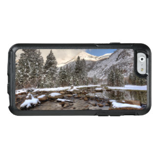 Spring snow, Sierra Nevada, CA OtterBox iPhone 6/6s Case