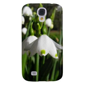 Spring Snowdrops Galaxy S4 Case