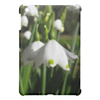 Spring Snowdrops iPad Mini Cases
