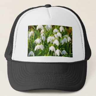 Spring Snowflake & Summer Snowflake or Loddon Lily Trucker Hat