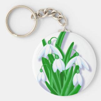 Spring Spirit Keychain