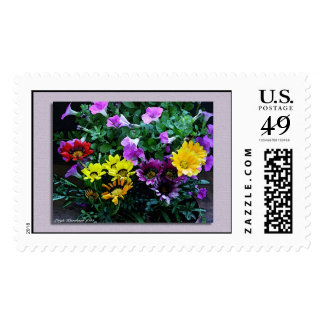 Spring Splash - watercolor Stamp