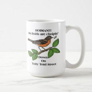 Spring springing coffee mug