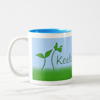 Spring Sprouts Customisable Mug