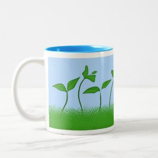 Spring Sprouts Mug