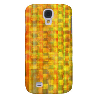 Spring Squares Art Colored iPhone 3G Case Galaxy S4 Cases