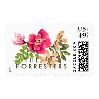 Spring Stamp