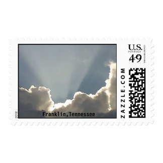 SPRING STORMS-FRANKLIN,TN 2009 POSTAGE